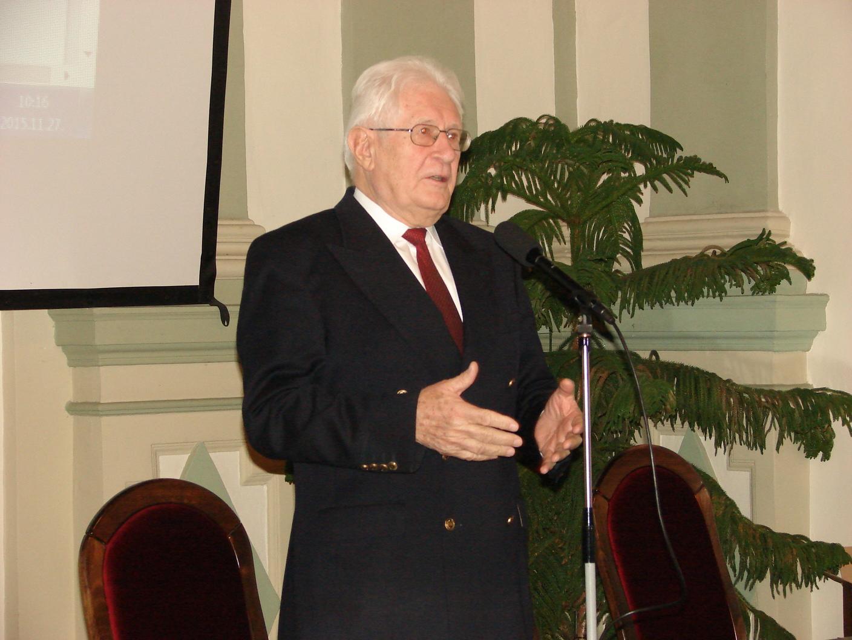 Prof. em. Dr. Kovács Ferenc