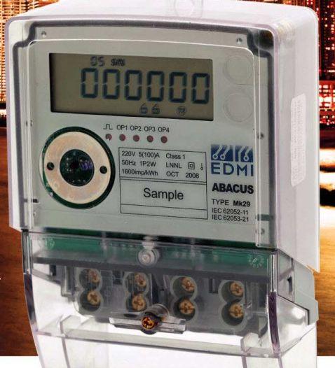 EDMI Abacus MK29